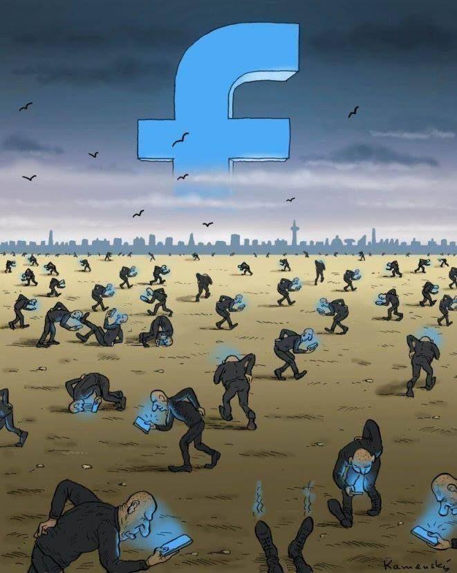 1c4e32659be474a38f6fe972b814b357 Social Media Art Political Satire